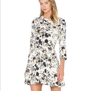 ALC terry print dress in like new condition